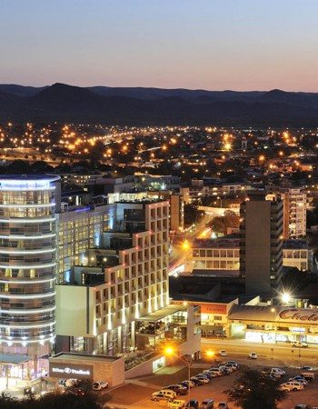 TOUR: Windhoek City