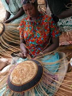 Basket Weaving Course