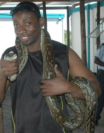 TOUR: Snakepark and Biodiversity Centre