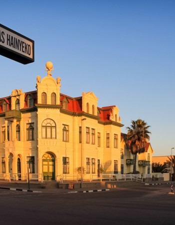 TOUR: Historic and Modern Swakopmund