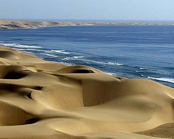 Artlantic Ocean & Skeleton Coast